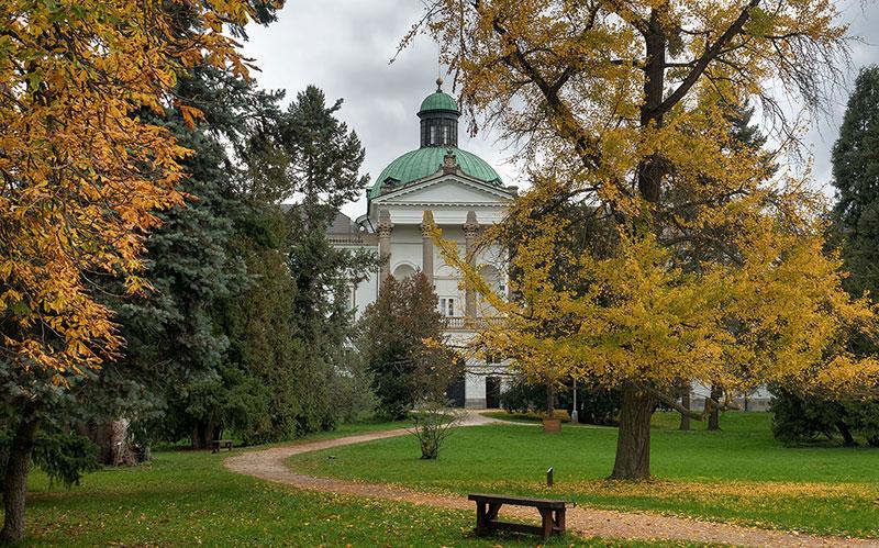65da04a5c Jeseň v zámockom parku III | Kallima Blog
